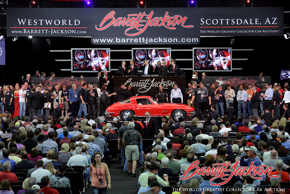 Barrett Jackson Auction 2017 >> Event Results
