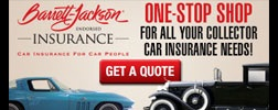 Barrett-Jackson Endorsed Insurance