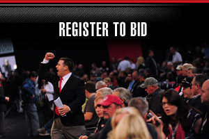 Register to bid for Las Vegas 2015