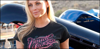 Merchandise - Barrett jackson car show las vegas