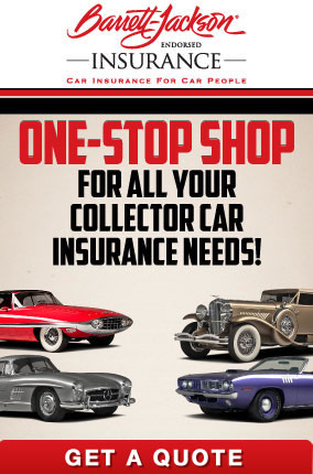 One-stop shop for all your collector car insurance needs!