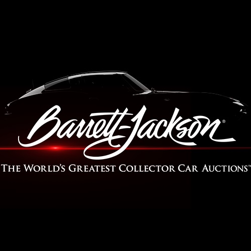 BarrettJackson Auction Company Worlds Greatest Collector Car - Car sign with namesrepairs all world automotive